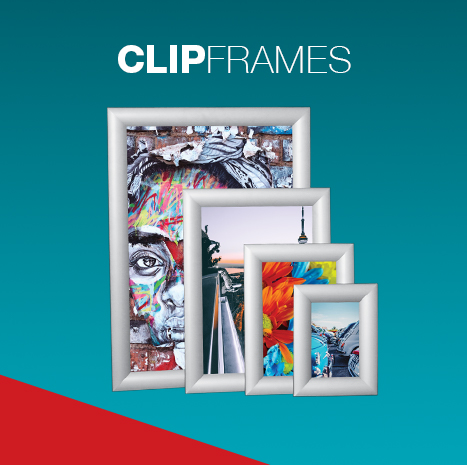 Clip Frames